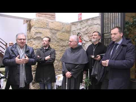 """Video: (VIDEO) In Sicilia è la prima """"Casa di Francesco"""". Inaugurata a Termini Imerese. Le interviste di Albamonte su """"Teletermini"""""""