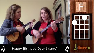 Beginner Ukulele Songs - How to Play Happy Birthday on Ukulele - 21 Songs in 6 Days