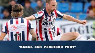 Eerste reactie van Elmo Lieftink na Willem II - Feyenoord