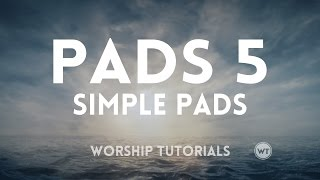 Pads 5: Simple Pads preview