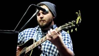 Dustin Kensrue - State Trooper (bruce springsteen cover) Live @ The Yost Theater 2-7-12 in HD
