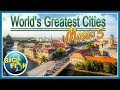 Vidéo de World's Greatest Cities Mosaics 5
