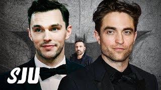 Robert Pattinson & The Batman Frontrunners   SJU