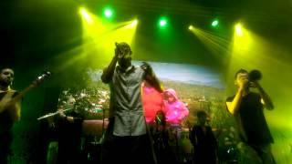 הפרוייקט של עידן רייכל LIVE - 13.6.15 ווגדרס אבי וואסה בשיר אתיופי