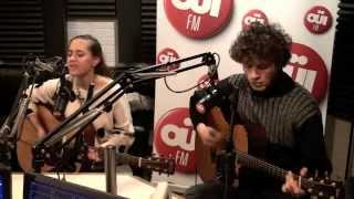 Nina Attal - The Staples Singers Cover - Session Acoustique OÜI FM