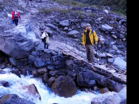 Annapurna Base Camp trek (Aug 2009)