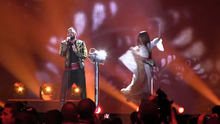 "08. Joci Papai Hungary ""Origo"" 26 Finalists Dress Rehearsal Eurovision 2017"