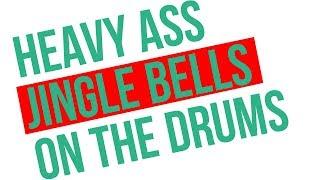 Drumless Track - Jingle Bells METAL