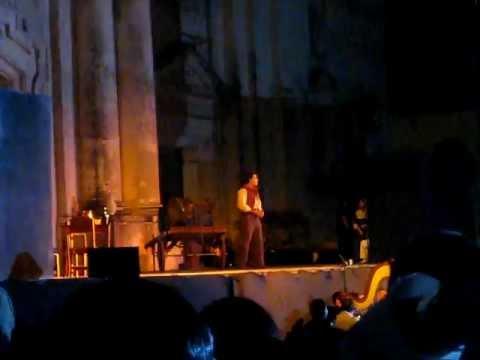 Opera in Leon Plaza, Nicaragua – part 2
