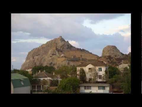 Генуэзская крепость Судак Крым Crimea Sudak