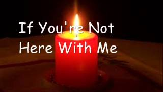 Celine Dion - Blue Christmas (Lyrics)