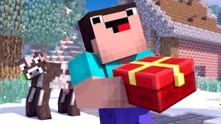 CHRISTMAS DAY (Minecraft Animation)