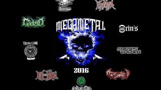 Megametal 2016 Tegucigalpa, Honduras.