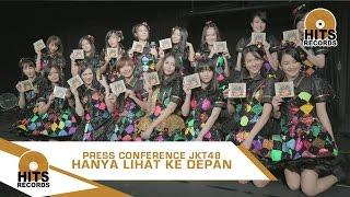 JKT48 - Hanya Lihat Ke Depan live at Theater JKT48 width=