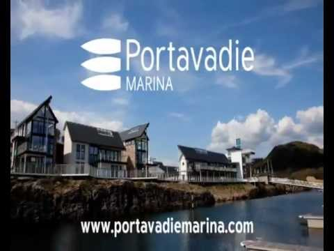 Portavadie Marina – The Journey Rewarded