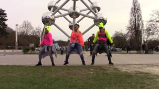 Hula Hoop - Daddy Yankee - Zumba Fitness choreography from Brussels, Belgium