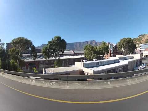Cape Town's MyCiTi bus service [GoPro HD Hero2]