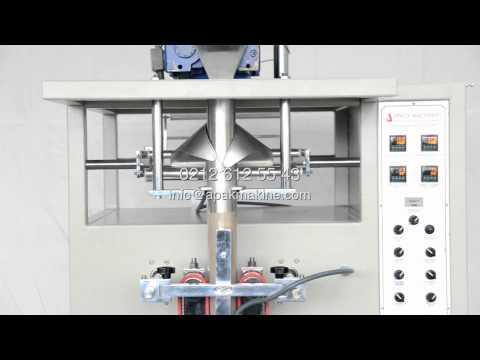 Klepeli ( Volümetrik ) Paketleme Dolum Makinesi