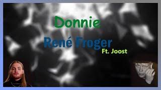 Donnie - René Froger ft. Joost LYRICS