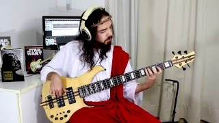 Star Wars Episode IV Soundtrack - Cantina Band (bass cover)