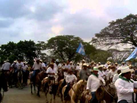 Cabalgata BALZAR-ECUADOR 2011 parte IV
