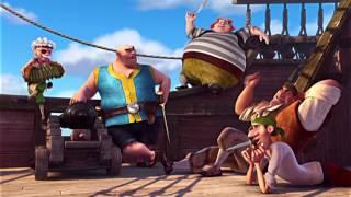 Para los peques Campanilla hadas y piratas -Arriba no existen fronteras