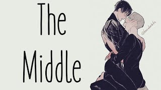 Nightcore - The Middle [male]