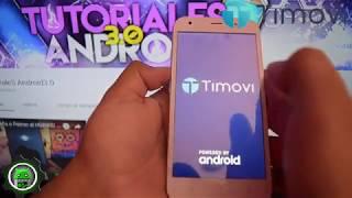 Como Desbloquear TIMOVI INFINIT MX Borrado/Reiniciado