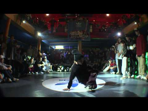 Kavasee (East side b-boys) vs Tim One (East side b-boys)