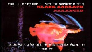 Black Sabbath - Paranoid (Subtítulos: Inglés/Español)