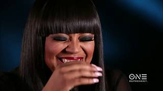 Do Ya'll Remember When Shanice Spit Bars In 'I Love Your Smile'? | Unsung | TV One