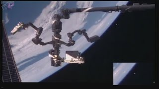 NASA Live Feed Cuts AGAIN When UFO Appears - Somebody is Getting Fired!