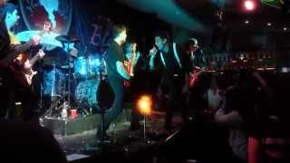 Black Betty c/ Sapo Kulick - Mr. Brownstone (Guns'n'Roses cover)