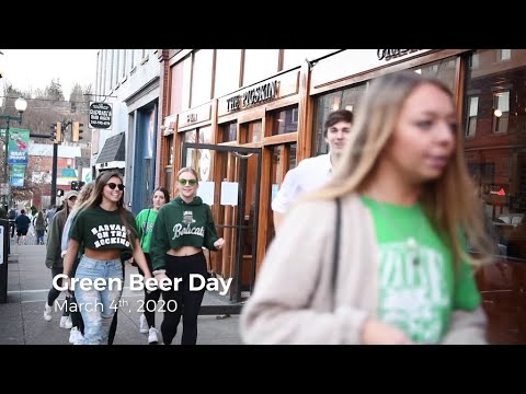 Green Beer Day is a well-known tradition for Ohio University students and local bars.   Read the full story here: https://www.thepostathens.com/article/2020/03/green-beer-day-skip-classes-athens-bars Video by:  Visit our website: https://www.thepostathens.com/  Find us on social media:  Instagram:  https://www.instagram.com/thepostathens/  Twitter: https://twitter.com/ThePost  Facebook: https://www.facebook.com/ThePostAthens