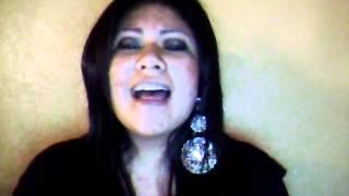 Adios Mi Vida (cover by Priscilla)