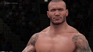 Randy Orton Wrestlemania And SDLive after Mania attires XBox One