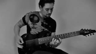 Leander Kills - Valami Folyjon ( Czifra Miklós guitar playthrough )