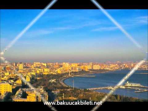 Bakü Uçak Bilet ,Ucuz Azerbaycan Uçak Bileti