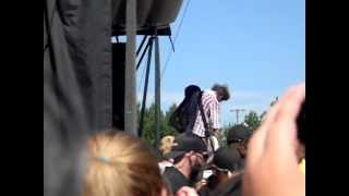 Sleeping With Sirens - If You Can't Hang (Live at Vans Warped Tour in Virginia Beach, VA)