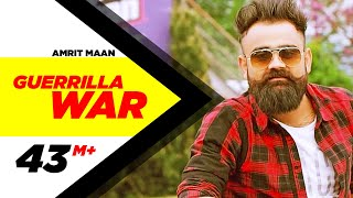 Guerrilla War | Amrit Maan Ft DJ Goddess | Deep Jandu | Sukh Sanghera | Speed Records