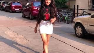 Mehar anuska Sen Letest Slow Motion Dance video