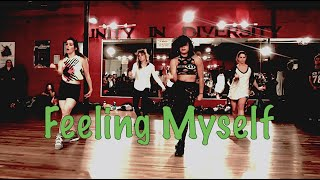 Nicki Minaj - Feeling Myself ft. Beyonce | Hamilton Evans Choreography