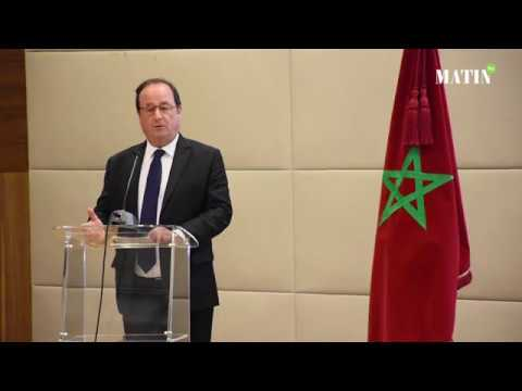 Culture, Maroc-France, immigration, terrorisme... François Hollande fait le point à Rabat
