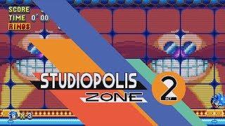 Sonic mania studiopolis zone videos / InfiniTube