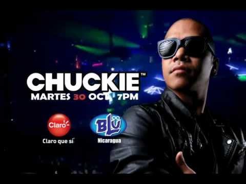 DJ Chuckie regresa a Nicaragua – BLU NICARAGUA