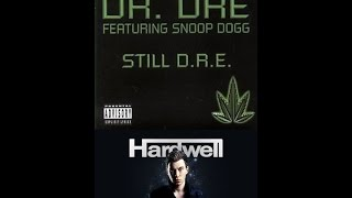 Dr. Dre feat Snoop Dogg Still D R E  W&W Festival Mix Hardwell mix