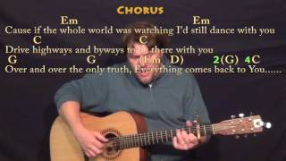 This Town (Niall Horan) Fingerstyle Guitar Cover Lesson with Chords/Lyrics