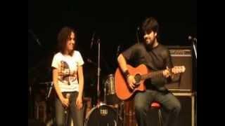 Um branco, um xis, um zero (Cássia Eller) - Sara e Guilherme (Festival de Mpb 2008)