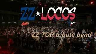 Tube Snake Boogie (ZZ TOP) - ZZ Locos live