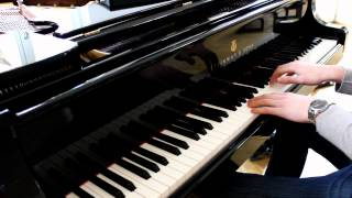 Ludovico Einaudi - Una Mattina (The Intouchables) Piano Cover